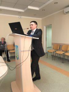 Ортопед травматолог, кандидат медицинских наук Штонда Дмитрий Владимирович